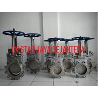 Knife Gate Valve Stainless Steel