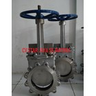 Knife gate valve murah Stainless  1