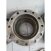 Flange Stainles Steel SUS304 10 inch