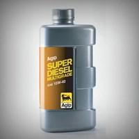 Oli Pelumas AGIP DIESEL SUPER MULTIGRADE 15W-40 1