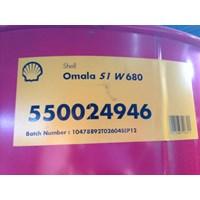 Jual Oli Pelumas SHELL OMALA S1 W 680 209L 2