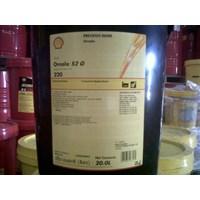 Distributor Oli Pelumas SHELL OMALA S2 G 220 209L 3