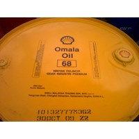 Oli Pelumas SHELL OMALA S2 G 68 209L 1