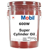 Oli Pelumas MOBIL 600W CYLINDER OIL 208LT 1