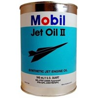 Oli Pelumas MOBIL JET OIL II 55GA 1