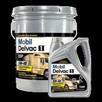 Oli Pelumas MOBIL DELVAC 1 5W40 1