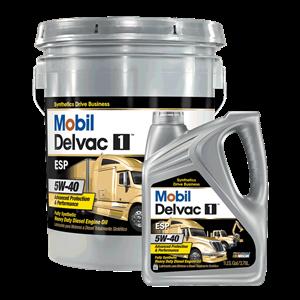 Oli Pelumas MOBIL DELVAC 1 5W40