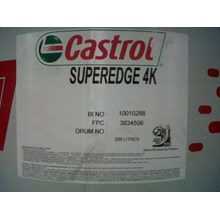 Oli Pelumas CASTROL SUPEREDGE 4K