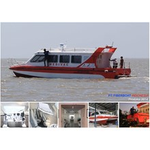 SPEED BOAT AMBULANCE (MEDIVAC) 12 METER