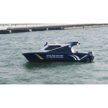 SPEED BOAT PATROLI 8 METER SERI FBI0822XC