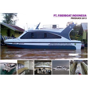 Sell Speed Boat 10 M Catamaran Tour From Indonesia By Pt Fiberboat Indonesia Cheap Price
