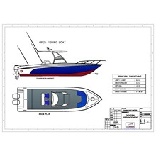 SPEED BOAT MANCING 8 METER