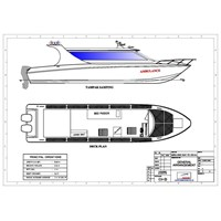 Jual Speed Boat Ambulance 10 Meter 2
