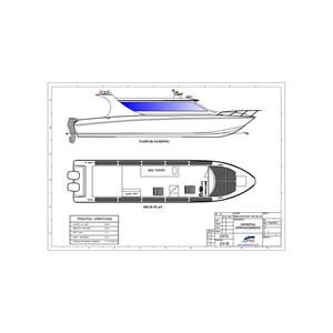 Speed Boat Ambulance 10 Meter