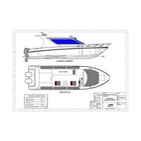Jual Speed Boat Ambulance 8 Meter 2