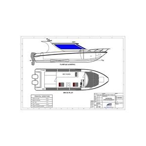 Speed Boat Ambulance 8 Meter