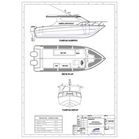Jual Speed Boat Ambulance 6 Meter 2
