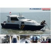 Jual Speed Boat Patroli Fiber Seri FBI 0822 XA 2