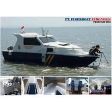Speed Boat Patroli Fiber Seri FBI 0822 XA