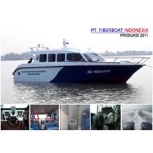 Speed Boat 25 Penumpang Seri FBI.1230.PB