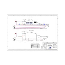 Speed Boat 30 Penumpang Seri FBI.1535.KA