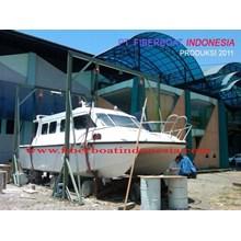 Speed Boat Katamaran 20 Penumpang Seri FBI.1032.KA