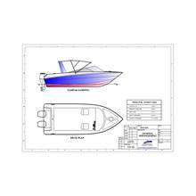 Kapal Mancing (Fishing Boat) Seri FBI.0620.SF
