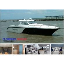 Speed Boat Kapal Mancing (Fishing Boat) Seri FBI.1230.SF