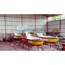 Speed Boat Aluminium 6 Meter