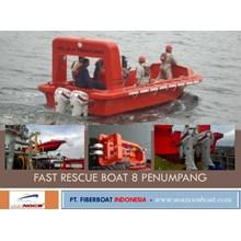 Fast Rescue Boat (Skoci Cepat) 8 Penumpang