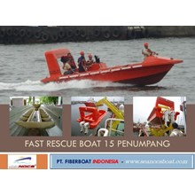 Fast Rescue Boat (Skoci Cepat) 15 Penumpang