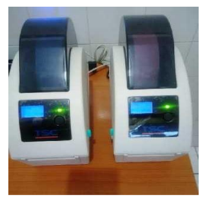 ID Band Printer Barcode System