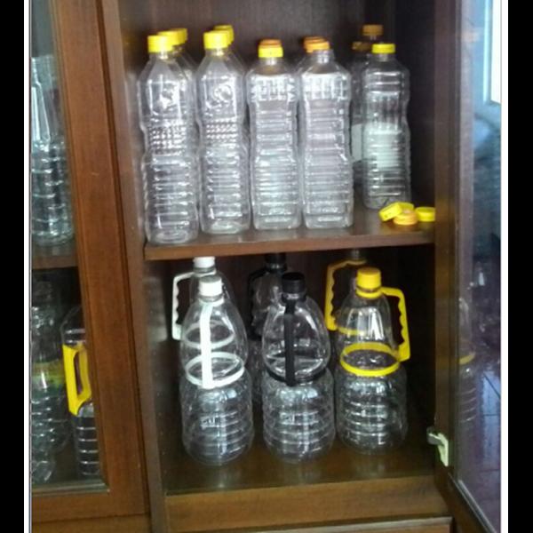 Botol PET Plastik