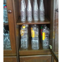 Botol Plastik Transparan