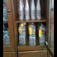 Jual Botol Plastik Transparan