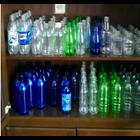 Plastic bottle carbonise 1
