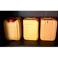 Plastic jerrycans HDPE Yellow