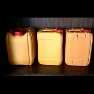 Jerigen Plastik HDPE Kuning