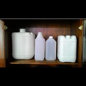 Jerigen Plastik HDPE Putih