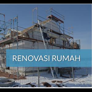 Renovasi Rumah By CV. Jaya Ananta Graha