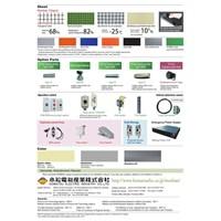 Distributor Pintu Otomatis Monban Automated Sheet Shutter 3