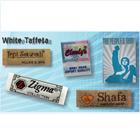 Label White Taffeta 1