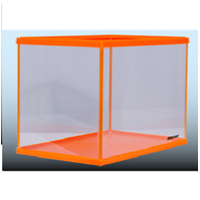 Akuarium Kaca Fancy Series Orange 1
