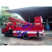 Jual Pembuatan Truck Skylift Telescopic
