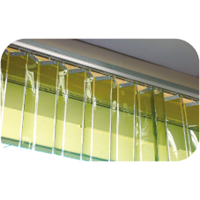 Distributor Tirai Anti Insect Green PVC Sheet & Curtain 3