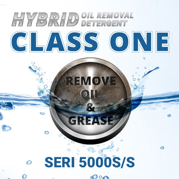 Sell Injection Mold Cleaner - Class One 5000S/S (Ph11 0)