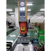 Jual Mesin Produksi Plastik . Ultrasonic Plastik Welding Mesin