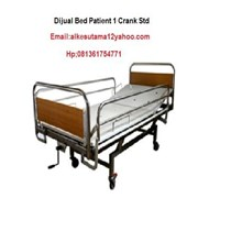 Bed Patient 1 Crank Std