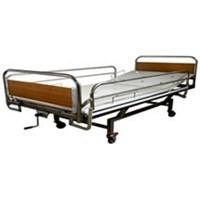 tempat tidur pasien 1 engkol standar