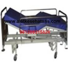 tempat tidur pasien 3 engkol stanadar lengkap